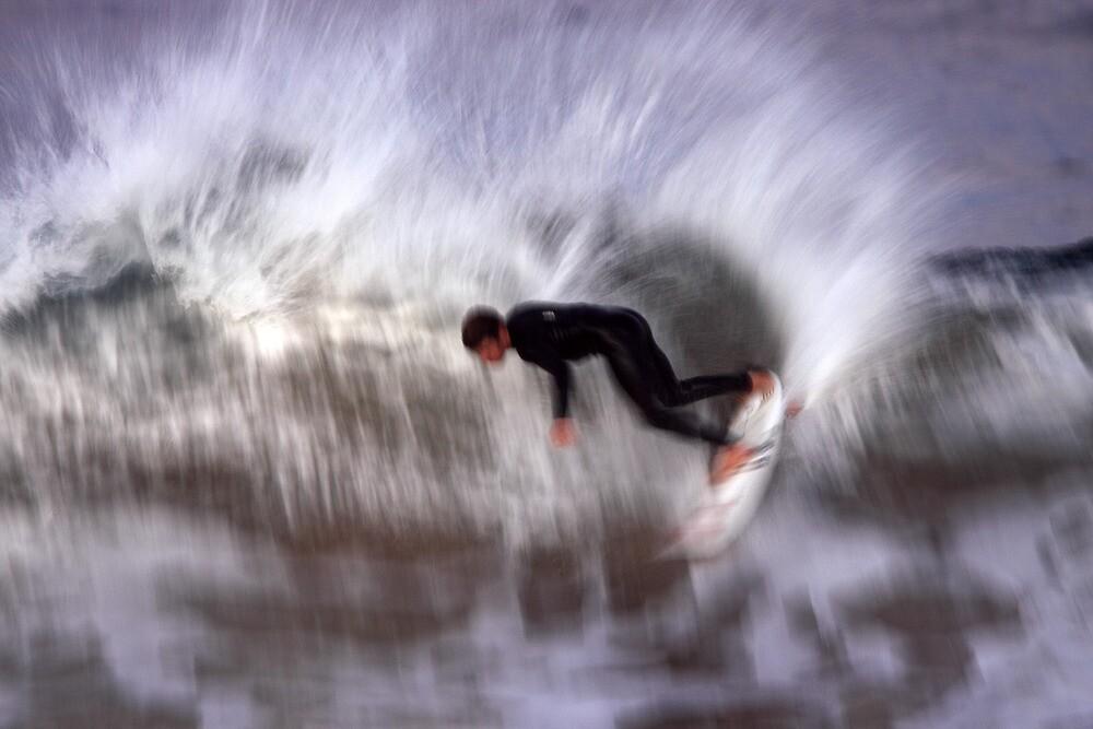 Dusk Blur by John Brumfield