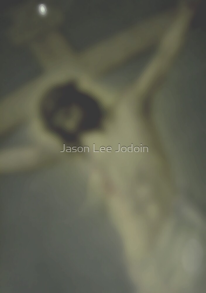 Jesus by Jason Lee Jodoin