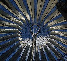 Potsdamer Platz by Lorraine Bratis