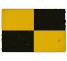 Vintage Nautical Flag by homework