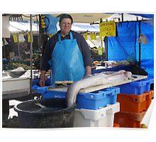 Food - eel Poster
