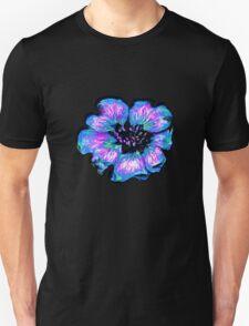 Blue Flower T Shirt T-Shirt
