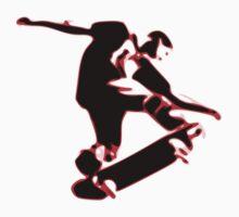 skateboarder by ralphyboy