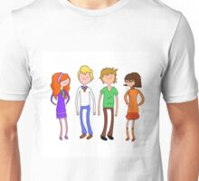 The Whole Gang Unisex T-Shirt