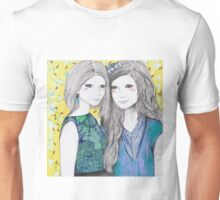 The Mirror and The Mask Unisex T-Shirt