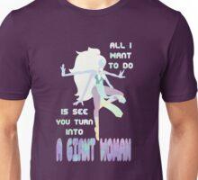 Giant Woman Unisex T-Shirt