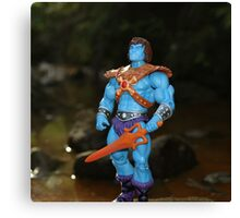 Masters of the Universe Classics - Faker Canvas Print