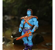 Masters of the Universe Classics - Faker Photographic Print