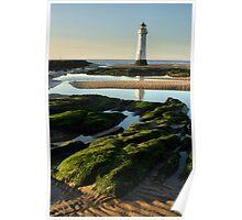 New Brighton Lighthouse Poster