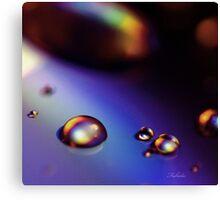 Purple Reigns Canvas Print