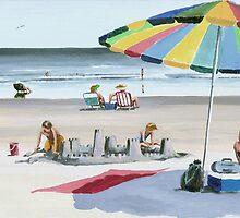 """Summer Visit"" by Matthew Campbell"