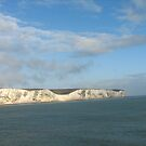 white cliffs of dover by daantjedubbledutch