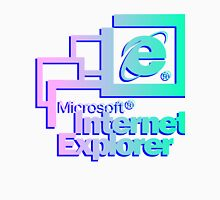The Explorer of the Internet Unisex T-Shirt