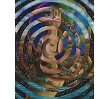 ''ATLAS AND APHRODITE'' Photographic Print