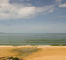Entebbe Lido Beach by marcelvelky