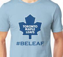 Beleaf in Leafs Unisex T-Shirt