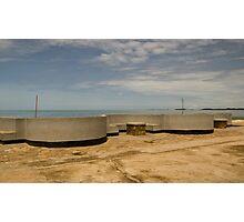 Lido Beach Entebbe Photographic Print