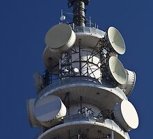 Telecom tower by Steve plowman