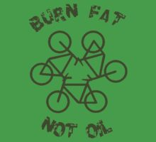 Burn Fat Not Oil - Recycle by taiche
