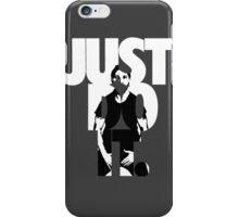 """Just Do It"" Shia Labeouf iPhone Case/Skin"