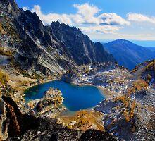 Fairytale Lake by Inge Johnsson