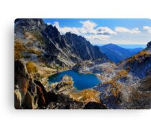 Fairytale Lake Canvas Print
