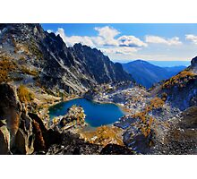 Fairytale Lake Photographic Print