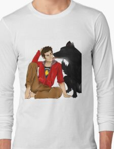 Doggy Kisses Long Sleeve T-Shirt