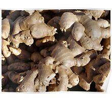 Food - ginger Poster