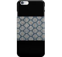 Your Grandma's Old Wallpaper! iPhone Case/Skin