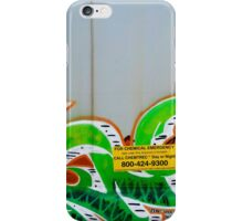Green On The Side  iPhone Case/Skin