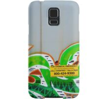 Green On The Side  Samsung Galaxy Case/Skin