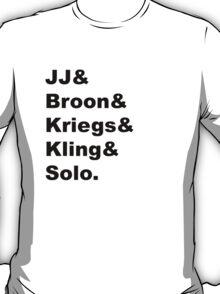 USWNT Defense Nicknames T-Shirt