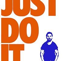 Just Do It - Shia Labeouf by Gregory Wilson
