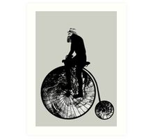 tropical bicyclone Art Print