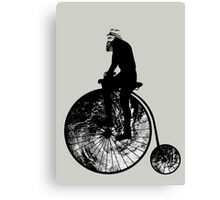 tropical bicyclone Canvas Print