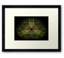 Fractal 44 Framed Print