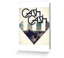 Cash Cash Greeting Card
