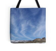Mare's Tails Tote Bag