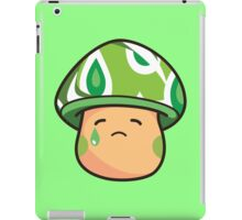 Weepy Mushroom iPad Case/Skin