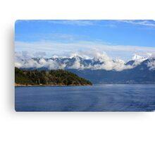 Howe Sound Canvas Print