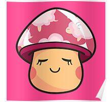 Dreamer Mushroom Poster