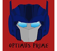 Optimus Prime [G1] Photographic Print