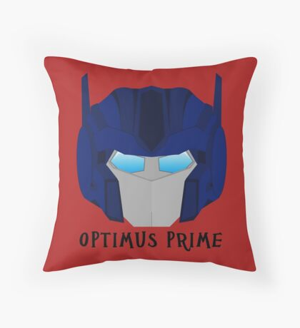 Optimus Prime [G1] Throw Pillow