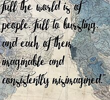 Paper Towns Quote by John green by nickolettamay