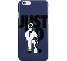 JUST DO IT iPhone Case/Skin