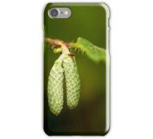 Hazel Catkins iPhone Case/Skin