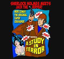 Sherlock Holmes - A Study in Terror. Unisex T-Shirt