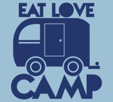 EAT LOVE CAMP T-Shirt