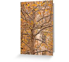 Uni Tree Greeting Card